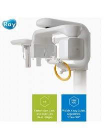 RAYSCAN Alpha Plus  Fov:13X10  Panoramik ve 3D Volumetrik Cihazı