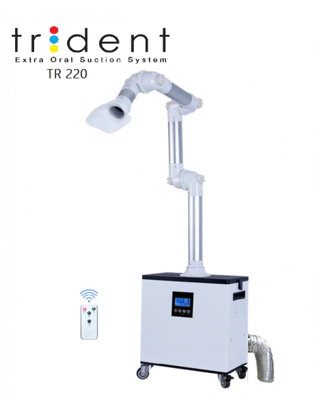 TRI-DENT TR 220  Extra Oral  Aerosol Vakum Cihazı