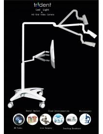 TRIDENT     HD   Mikroskopik Cerrahi Reflektör + Kamera