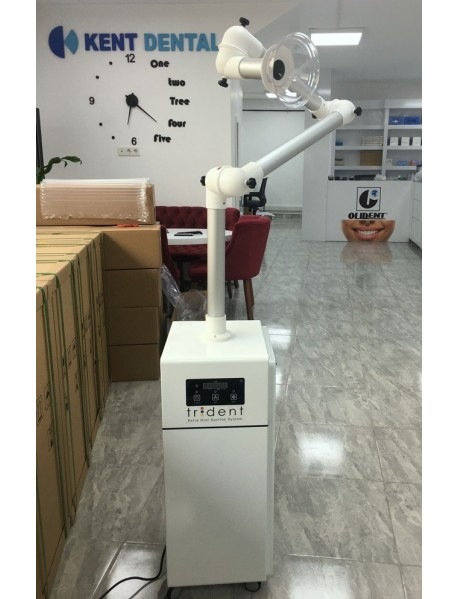 TRI-DENT  TR 1000  Extra Oral  Suction  Sistemi