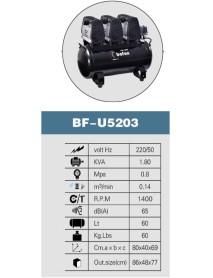 BOFON  KOMPRESSÖR  2.5 HP   60 lt   2-3   ÜNİTELİK
