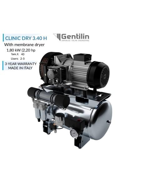 Gentilin Srl  Kompresör 2.2 Hp  2-3 Ünitelik  (  Dryerli )