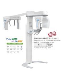 POINT 800 S HD 3D PLUS +Panoramik   ( FOV 10X9