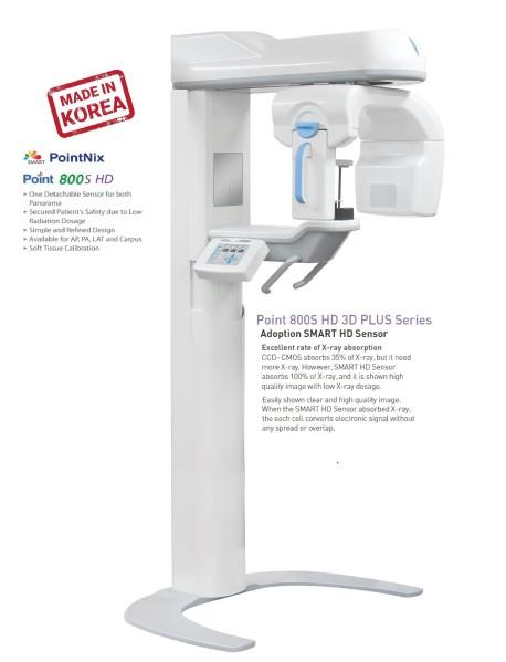 POINT 800S HD  3D PLUS  PANORAMİK RÖNTGEN  CİHAZI