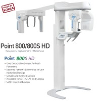 POINT 800S HD   3D   PLUS  PANORAMİK+ SEFOLAMETRİK