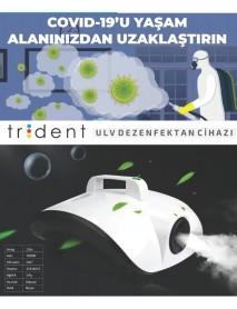 TRIDENT ULV  Cihazı
