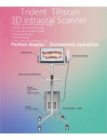 TRI-DENT  TRIscan  3D  İntraoral  Scanner