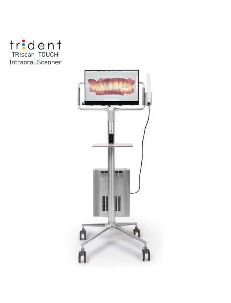 TRIDENT TRIscan  TOUCH  3D  İntraoral  Scanner