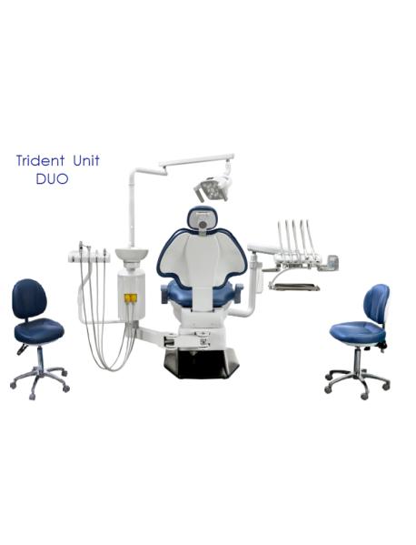TRI-DENT    DUO  Ünit   Kamçılı   Sağ & Solak Model   Full Başlıklı